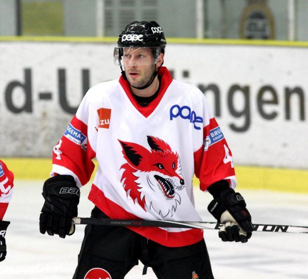 Zwei Verteidiger für die Passau Black Hawks und ein Abgang
