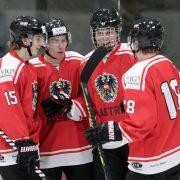 Österreichs U20-Nationalteam: Mit einem Sieg zur IIHF Weltmeisterschaft