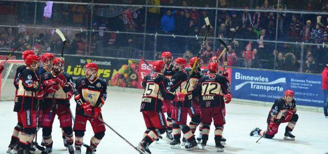 Erneuter Derbysieg für Scorpions