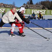 Die Pond Hockey EM schlägt bereits einen Monat  vor dem ersten Bully alle Rekorde