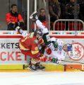 Düsseldorfer EG erkämpft sich drei Punkte gegen die Augsburger Panther
