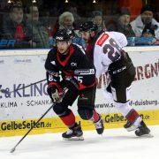 Duisburg: Vom Fitnesscoach zurück aufs Eis – Markus Schmidt fehlte nur ein Sieg zum perfekten Comeback