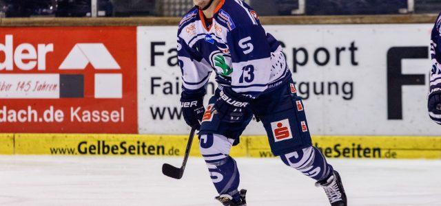 Huskies gegen Crimmitschau 2:6! Kassel verliert erstes Duell des Wochenendes