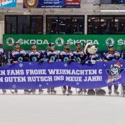 7:3! Huskies feiern Schützenfest gegen Eislöwen Dresden
