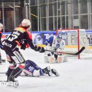Memmingen: Dominante Leistung- 5:0-Erfolg gegen die Islanders