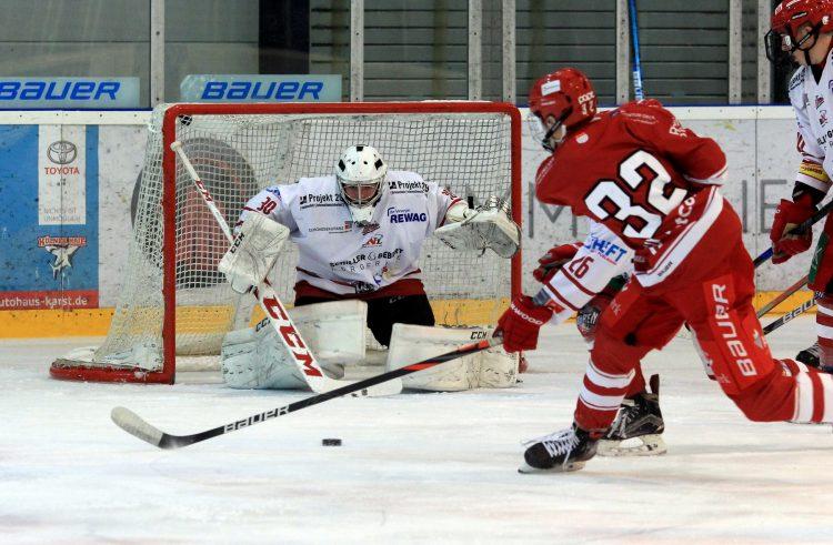 U20 DNL Div.I: Junghaie bauen Tabellenführung weiter aus – deutlicher Sieg über Eisbären Regensburg