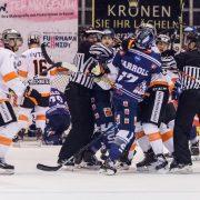 Derbysieger! Huskies besiegen Frankfurter Löwen mit 7:5