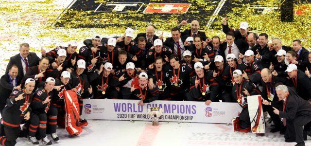 Reise nach Kanada zur Canadian Hockey League