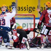 Desolates Schlussdrittel kostet Bremerhaven den Sieg gegen München