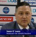 """Klartext von Roosterstrainer Jason O´Leary: """"Wichtig, dass wir in Iserlohn beginnen einen Kulturwechsel zu machen"""""""