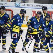 Penalty-Krimi beschert EHC Waldkraiburg den Sieg gegen die Gladiators