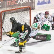EV Füssen macht mit zwei Siegen gegen Lindau und Rosenheim die Playoff-Teilnahme klar