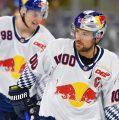 Red Bulls mit Sieg im Spitzenspiel gegen Mannheim – 1000. DEL-Match für Yannic Seidenberg