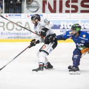 Fünf Spieler verlassen den EHC Freiburg