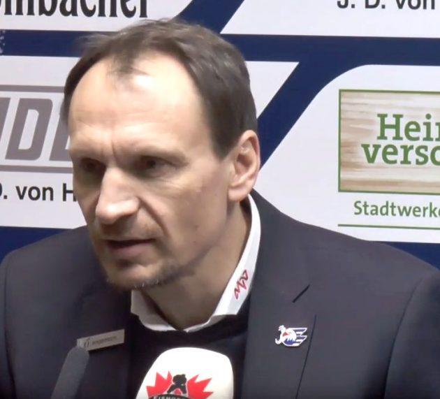 Pavel Gross konkretisiert seine Aussage über den deutschen Eishockey-Nachwuchs