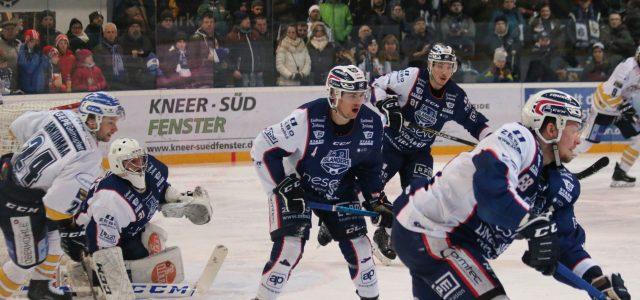 EV Lindau: Letztes Heimspiel der Saison gegen Altmeister SC Riessersee