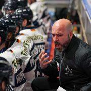 Eislöwen bezwingen Bad Nauheim und stehen im Playoff-Viertelfinale / Rico Rossi bleibt Trainer