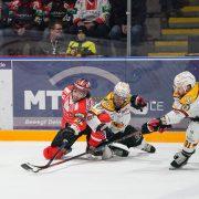 ESVK sichert sich mit 5:3 Erfolg in Bad Nauheim das Pre-Playoff-Ticket