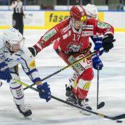 EHC Winterthur verlängert mit Jari Allevi