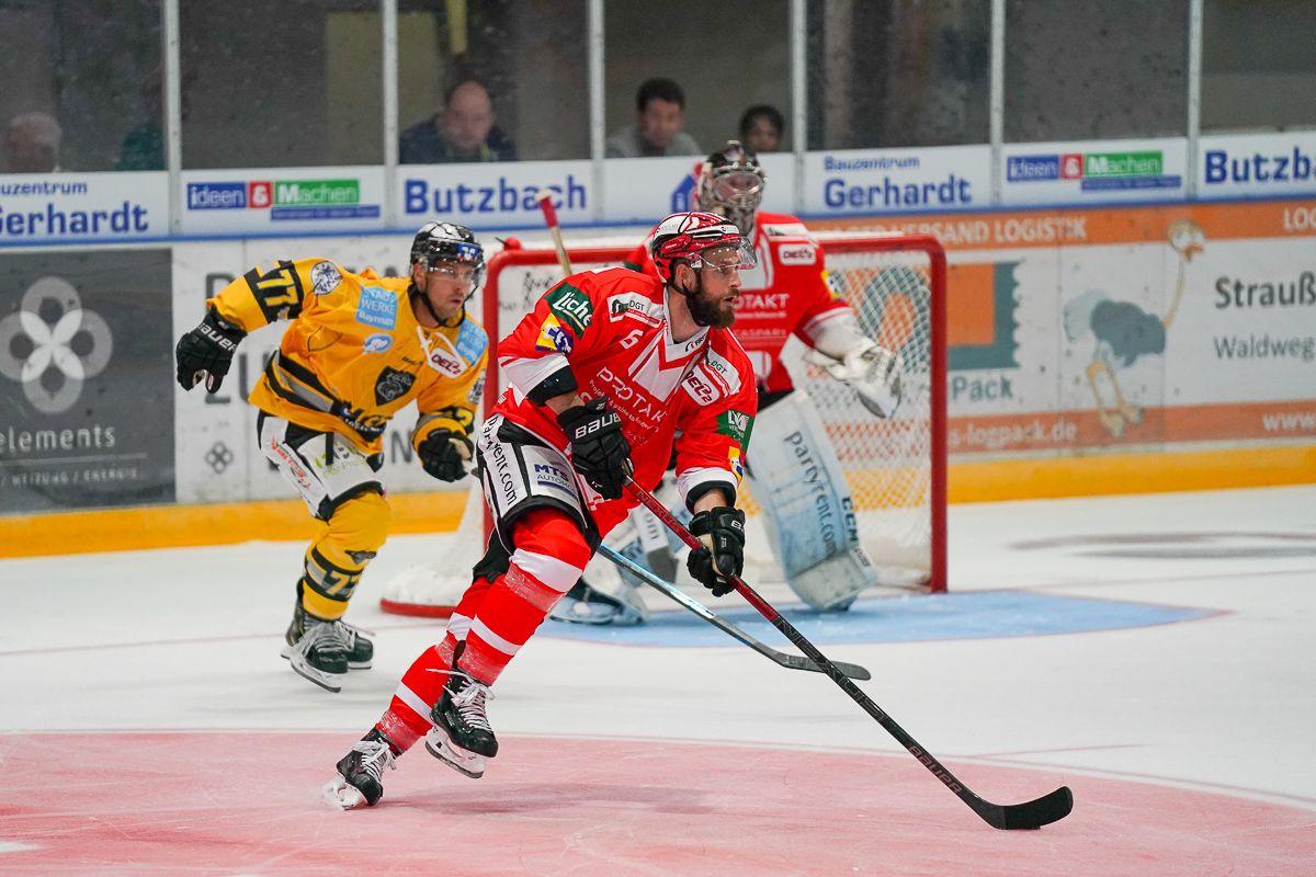 Bad Nauheim Eishockey