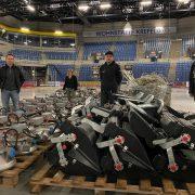 Krefeld: Neues Licht in der Arena