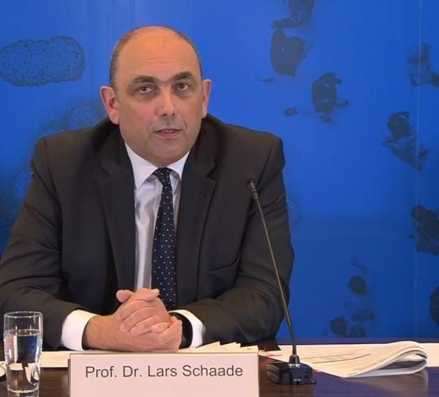 """Hoffnung für den Eishockeysport? – RKI Vizepräsident Prof. Dr. Lars Schaade: """" Sehe in der mittelfristigen bis langfristigen Perspektive Großveranstaltungen, die unter veränderten Bedingungen stattfinden"""""""
