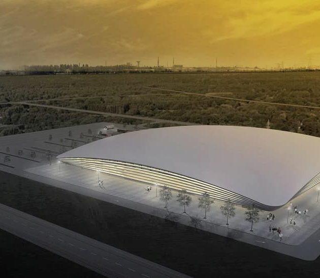Székesfehérvár: Bau eine Multifunktionsarena mit einem Fassungsvermögen von 6.000 Personen abgesegnet