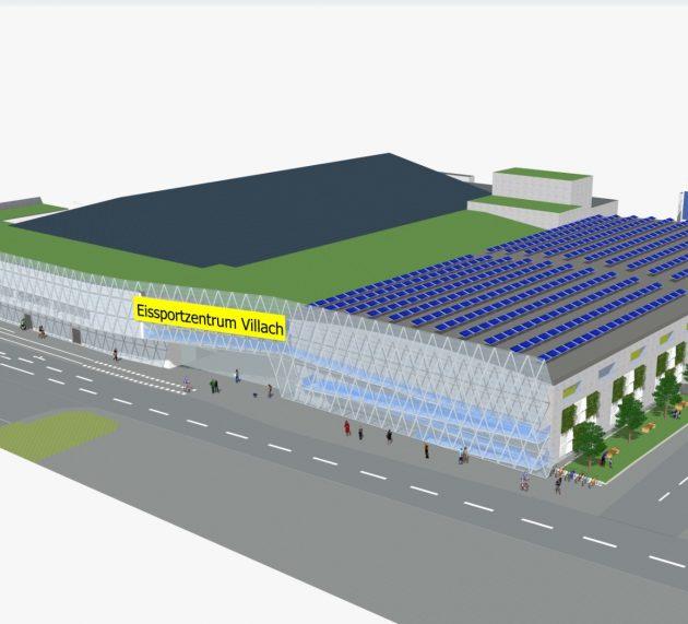 Österreich: Nutzungskonzept für das entstehende Bundesleistungszentrum in Villach eingereicht