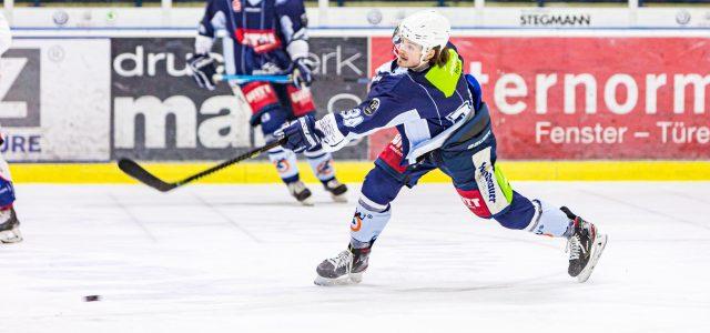 Hadamczik bleibt weitere Saison in Weiden