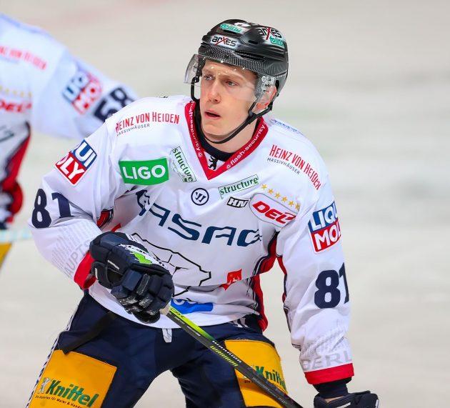 Rasanter Aufstieg für Eisbär Sebastian Streu: Vom Tryout-Spieler in Berlin zum DEB Perspektivspieler