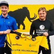Zurück zu den Wurzeln – Leo Zink verteidigt für die EA Schongau