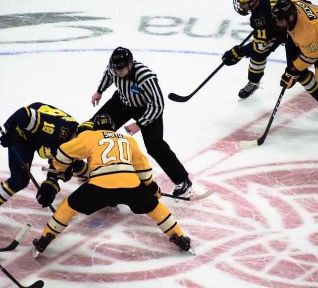 NHL-Stars sprechen über die Ernährung im Eishockey