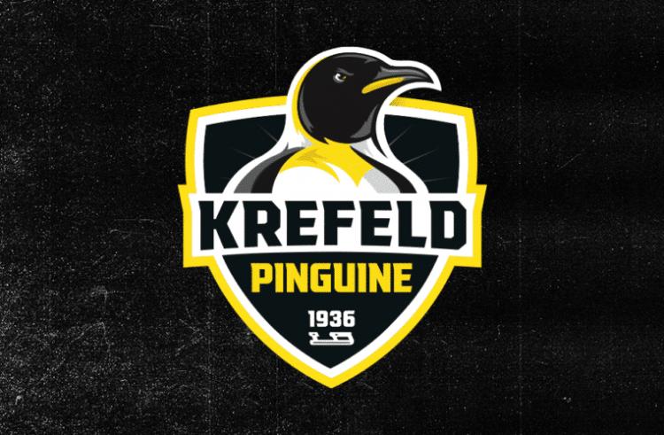 Krefeld Pinguine gehen mit neuem Logo an den Start