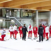 Start ins Teamtraining – Red Bulls sind voller Tatendrang