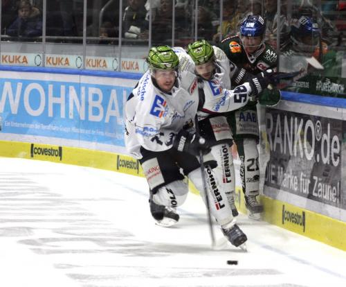 Augsburger Panther - Iserlohn Roosters