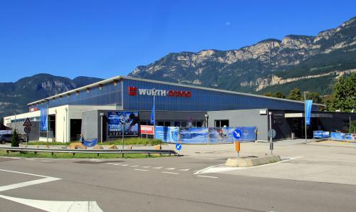 Würth Arena Neumarkt / Egna