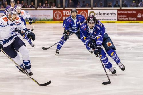 DEL2 / Kassel Huskies - SC Riessersee