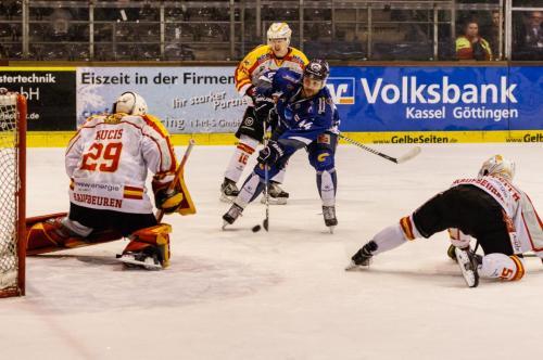 DEL2 / Kassel Huskies - ESV Kaufbeuren