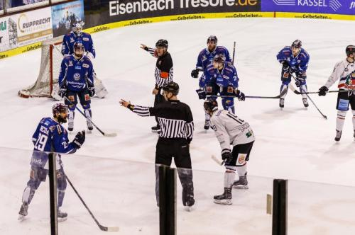 DEL2 Kassel Huskies - Wölfe Freiburg