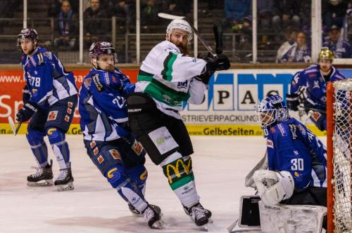 DEL2 / Kassel Huskies - Bietigheim Steelers