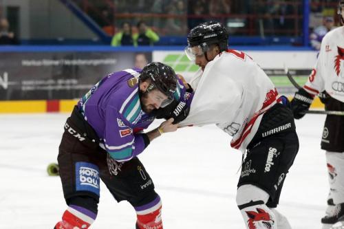 Moskitos Essen - Füchse Duisburg (15.02.2019)
