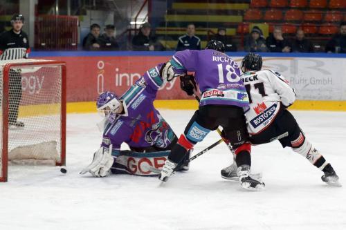 Moskitos Essen - Rostock Piranhas (27.02.2019)