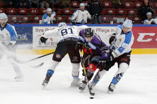 Moskitos Essen - IceFighters Leipzig (15.12.2019)