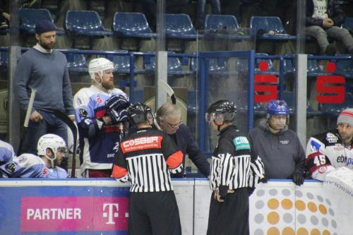 Blue Devils Weiden - EV Landshut (14.12.2018)