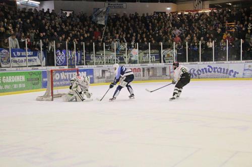 28.12.2018 Blue Devils Weiden gegen Höchstadt  7-6 n.V.