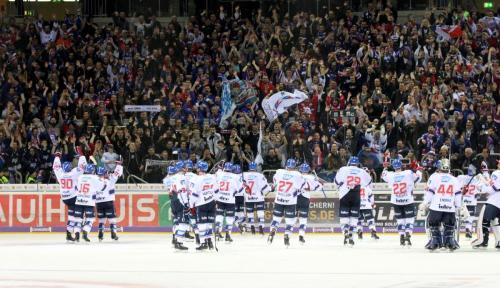 Mannheim jubelt mit den Fans