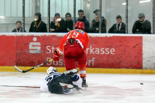 DNL: Düsseldorfer EG - Eisbären Juniors