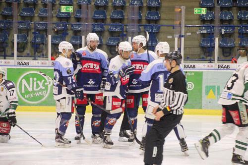 Blue Devils Wieden - Starbulls Rosenheim (02.12.2018)