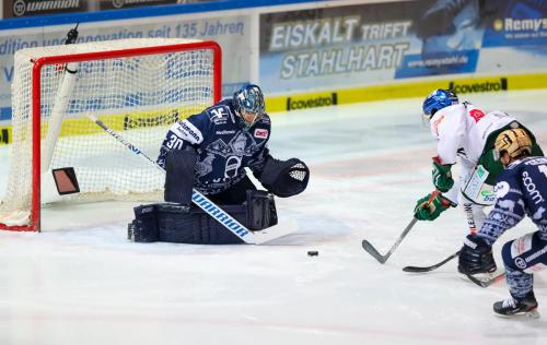 Iserlohn Roosters - Augsburger Panther