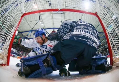 Iserlohn Roosters - Augsburger Panther (28.12.2019)